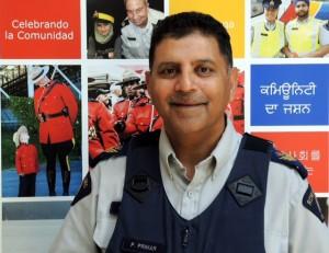 Sergeant Parmvir (Parm) Prihar