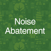 Noise abatement initiatives